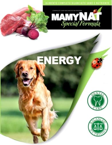 1.2 Mamynat Energy. Для взрослых собак