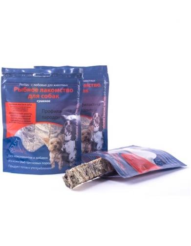 3.1 Рыбное лакомство для собак Peritas 50 гр.